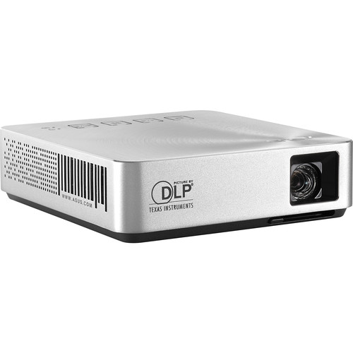 ASUS S1 200-Lumens LCD Portable Projector