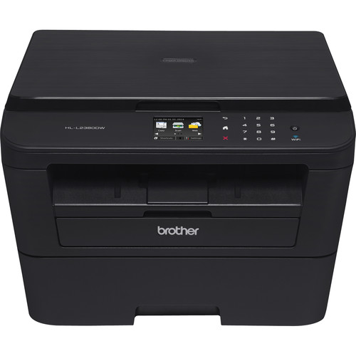Brother HL-L2380DW Monochrome Laser All-in-One Printer