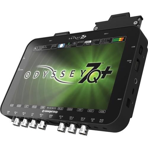 Convergent Design Odyssey7Q+ OLED Monitor & Recorder