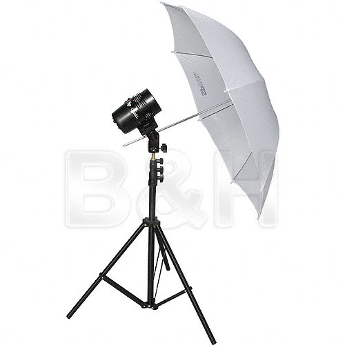 32eafc3dc815 SP Studio Systems SP920MDLVP Light Kit - Includes: SP920 Variable  Monolight, White Umbrella, Light Stand