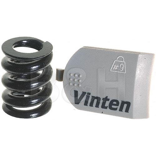 Vinten U005-169 Counterbalance Spring #9 - for Vision 3 Fluid Head -  Supports 19 lbs