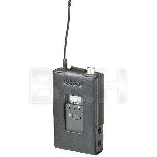 Sony WRT-822B UHF Body Pack Transmitter WRT822B6264 B&H Photo