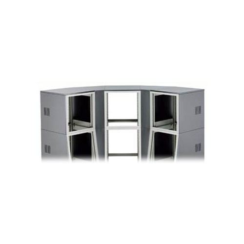 Winsted (J8262) 3-Bay Corner Console with 19-1/4