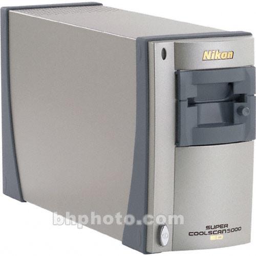 Nikon Super Coolscan 5000 ED, 4000 dpi, 35mm, Film Scanner