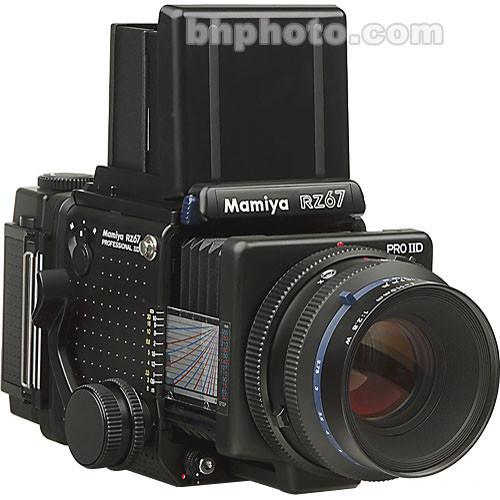 Mamiya RZ67 Professional Pro II
