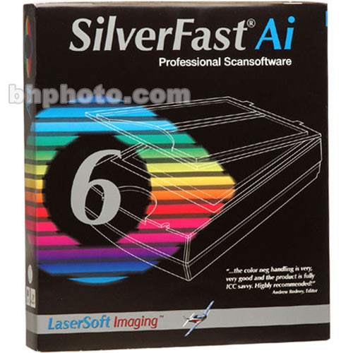 LaserSoft Imaging SilverFast Ai 6 6 Scanner Software