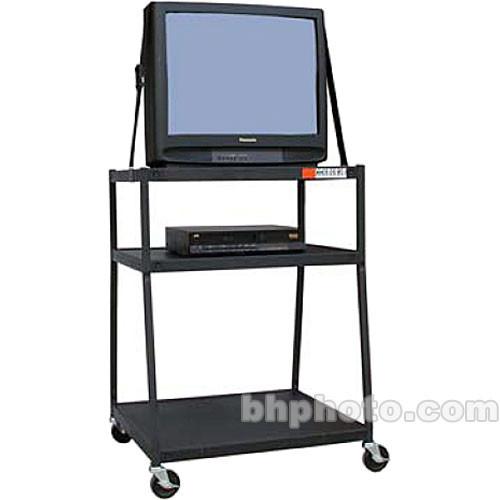 "Vutec 54""H Wide Body TV Cart w/Elec VWBC54E B&H Photo"