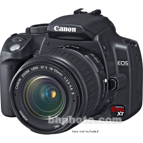 DRIVERS UPDATE: CANON EOS REBEL XT
