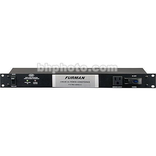 Furman P-8 PRO C 120V Free Shipping 20A 9 Outlet Power Conditioner