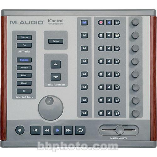 M-AUDIO ICONTROL TREIBER WINDOWS 8