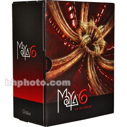 Alias Maya Complete 6 5 Software for Mac