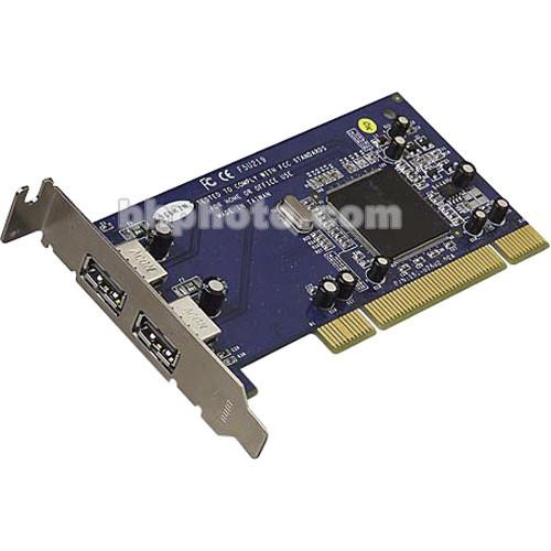 NEW Manhattan Hi-Speed USB 2.0 PCI Card 2 External Ports Up to 480 Mbps