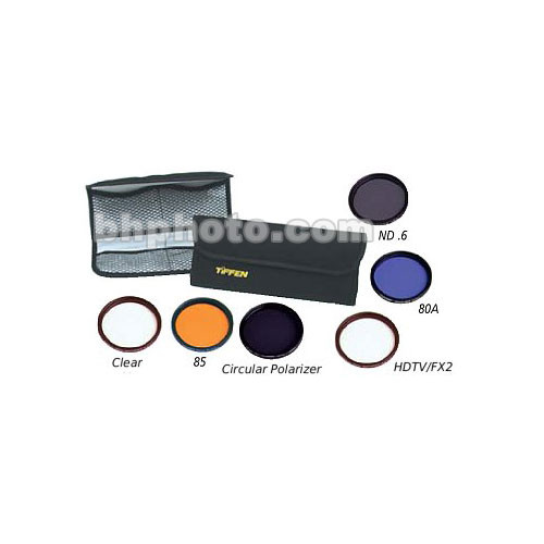 Jvc 82mm Filter Kit For Jvc Gy Hd100u Camcorder Hdfilter Pkg B H