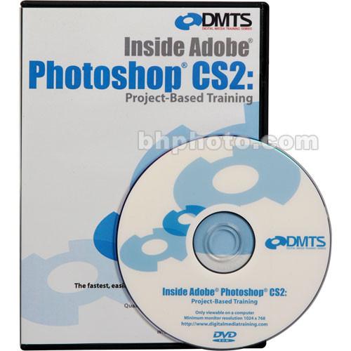 Magnet Media DVD: Inside Adobe Photoshop CS2: Project-Based Training -  Instructor Steve Weinrebe