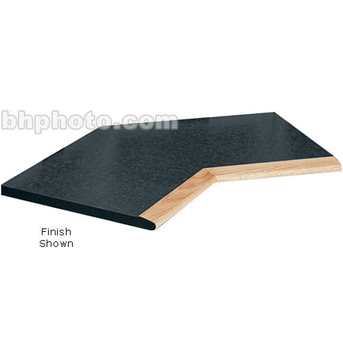 Middle Atlantic (WS245-S18-GOR) Work Surface for SC and SCQ Series Consoles WS245-S18-GOR (Oak Trim)
