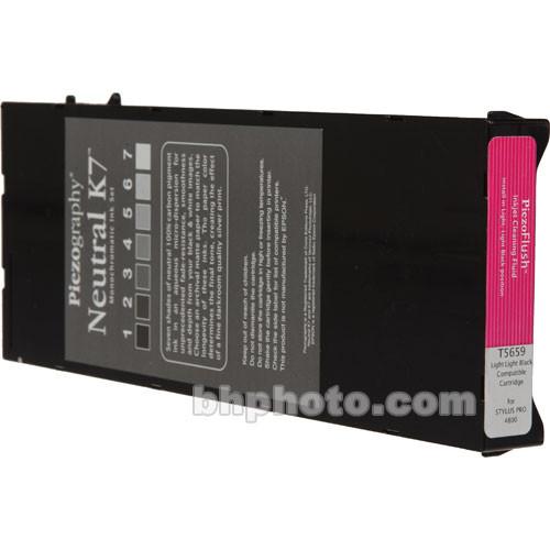 Jon Cone's Piezography Neutral K7 - PiezoFlush Cartridge for Epson Stylus  Pro 4800 Printer (Replaces Light, Light Black Ink Cartridge)