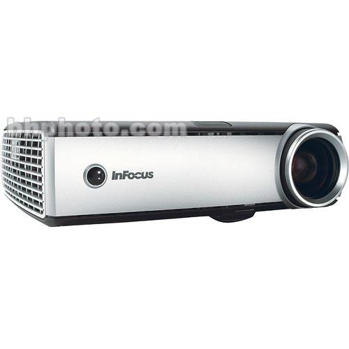 InFocus IN32 Work Big XGA (1024 x 768) DLP Multimedia Projector, 2000 ANSI  Lumens, 5 2 lb (2 36 kg)
