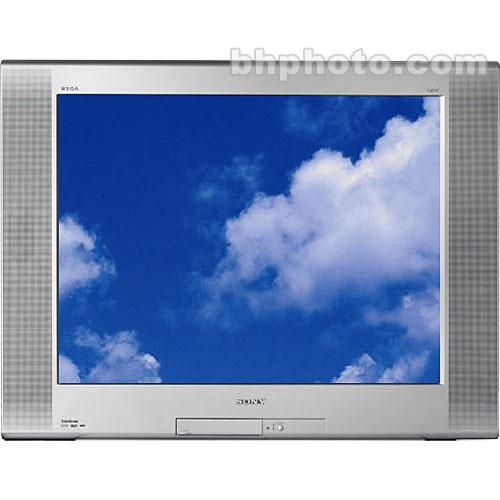 Sony Kd 32fs170 32 Demo Trinitron Wega Flat Kd32fs170