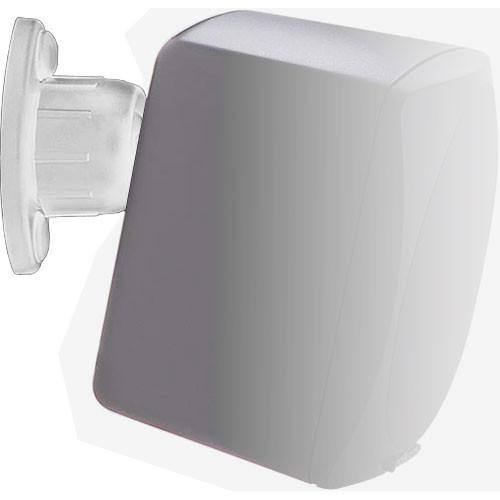 Peerless-AV (PM 731(W)) Universal Wall and Ceiling Speaker Mount (Single Mount), Model PM-731W (White)
