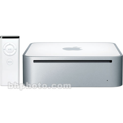 Apple Mac mini with 1 66GHz Intel Core Duo CPU MA607LLA B&H