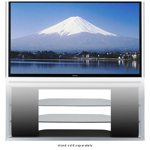 Toshiba 50hm66 50 Hd Dlp Projection Tv 50hm66 B H