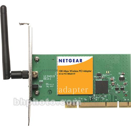 NETGEAR WG311 54MBPS WIRELESS PCI ADAPTER DRIVER WINDOWS 7 (2019)