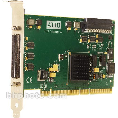 ATTO ULTRA320 SCSI DRIVERS (2019)