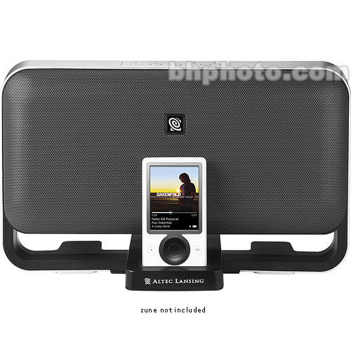 Altec Lansing M604 Powered Audio System for Zune