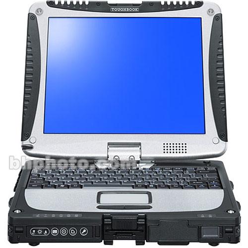 Panasonic Toughbook-19 Tablet Notebook Computer - 1 06GHz Intel Core Duo  Processor U2400 CPU, 512MB (1x512MB) RAM, 80GB Hard Drive, Intel 945GM