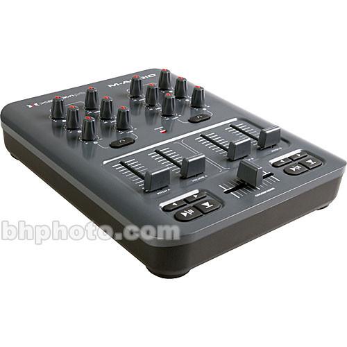 M-Audio X-Session Pro MIDI/USB DJ Mixer Controller and Torq LE Software