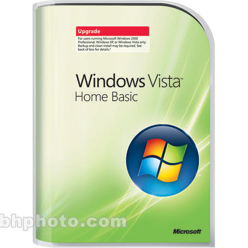 Windows vista home basic good price