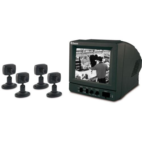 Swann SW244-SK4 DIY Security Kit - Includes