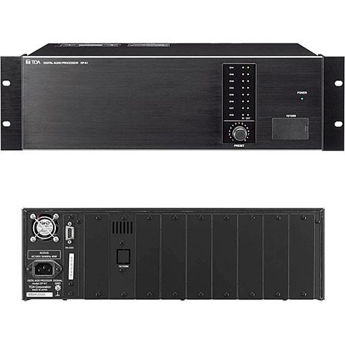 Toa Electronics DP-K1 - Modular Digital Audio Processor