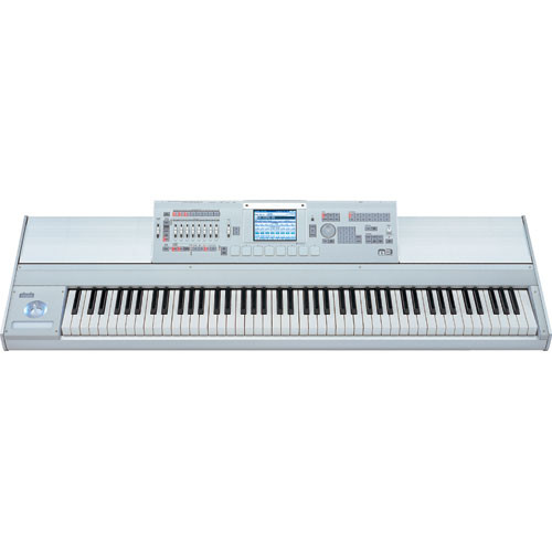 Korg M3-88 - 88-Key Music Workstation/Sampler Keyboard