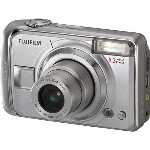 FUJIFILM FINEPIZ A820 DRIVERS WINDOWS 7