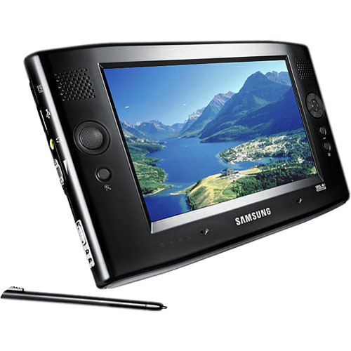Samsung Q1 Ultra Mobile PC (UMPC) with 900MHz Intel NP-Q1-V000
