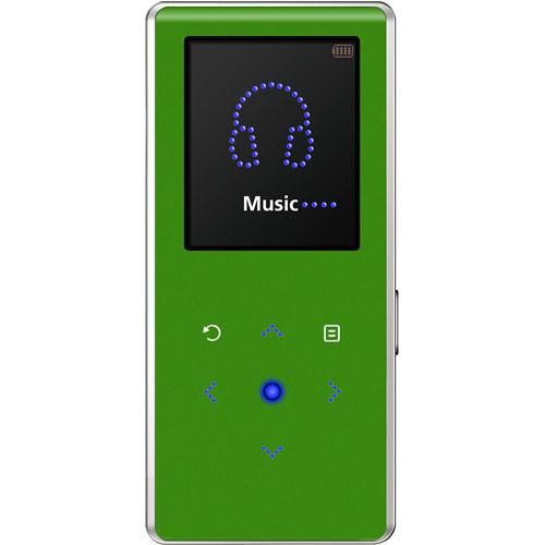 Samsung YP-K3 2GB Audio Player - Green YP-K3JQG B&H Photo Video