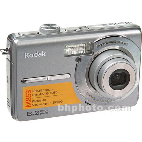 KODAK EASYSHARE M853 DRIVERS FOR MAC DOWNLOAD
