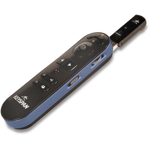 Keyspan Presentation Remote Pro - 100' USB Wireless Remote Control - Mac/Win