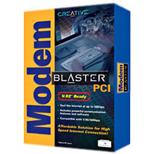 MODEM BLASTER V.92 DRIVERS FOR WINDOWS DOWNLOAD