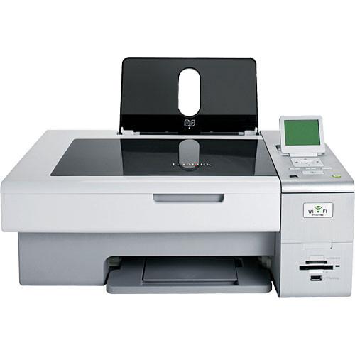 lexmark x4850 ocr software