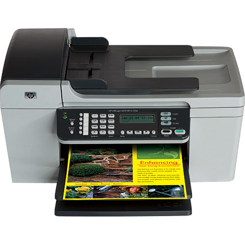 OFFICEJET 5610 SCANNER DRIVER WINDOWS XP