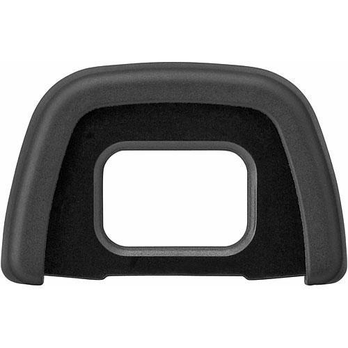 Black Eyecup Eyepiece DK-23 for Nikon DSLR camera D300 D300s D5000 D7100 D7200