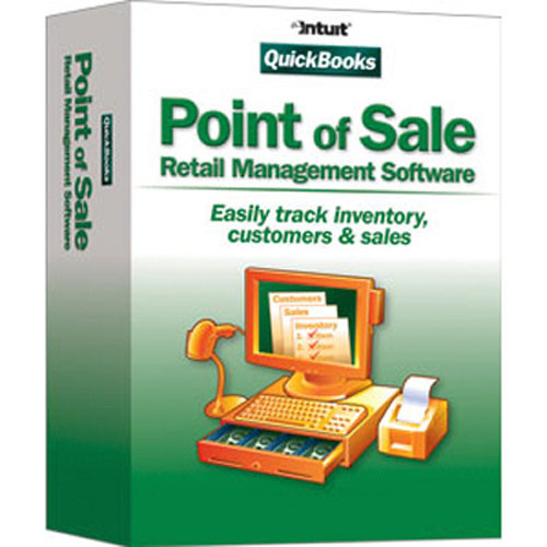 Intuit QuickBooks Point of Sale Pro 7 0 Software