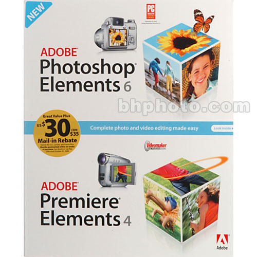 Adobe Photoshop Elements 6 extended price