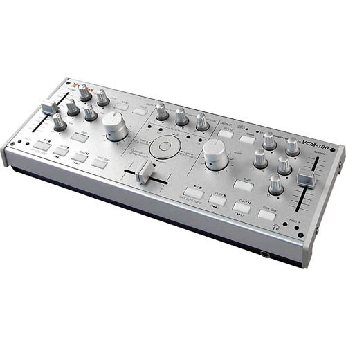 Vestax VCM-100 USB MIDI DJ Controller and Audio Interface