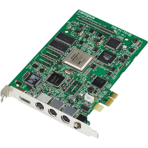 Grass Valley Pegasus HD/SD Video Capture Card for Archival