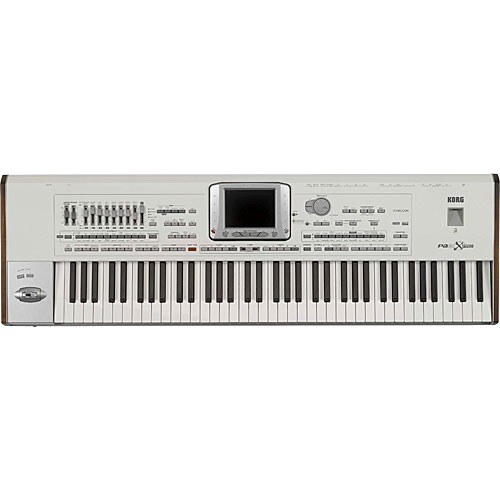 Korg Pa2X Pro 76-Key Professional Arranger Workstation Keyboard