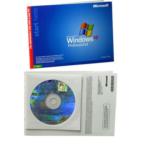 Microsoft Windows XP Professional OS - OEM