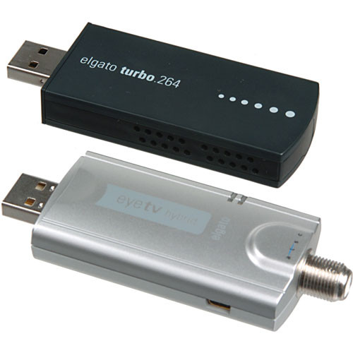 Elgato EyeTV Hybrid and turbo 264 Hardware Bundle for Mac